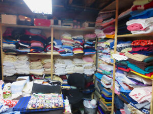 Fabrics and Sewing Notions
