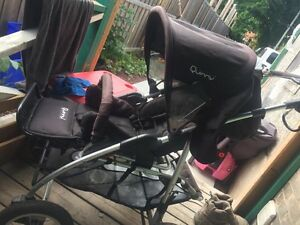 Quinny 4x4 Freestyle Stroller