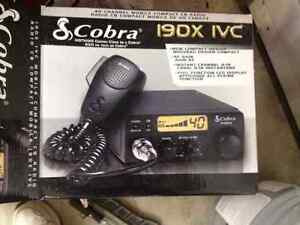 CB radio new condition