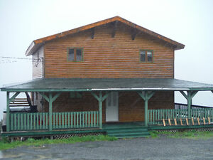 Rustic Cabin for rent in beautiful Bonne Bay, NL