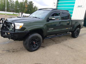 2013 Tacoma Last year of the trail team edition