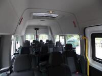 Ford Transit 460 17 Seater Minibus 2.2 Manual Diesel