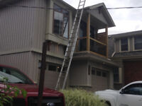 Eaves trough and Gutters Eavestrough Cleaning Services