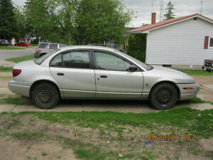 2002 Saturn L-Series Sedan