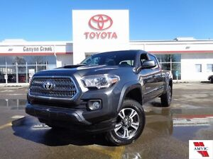 2016 Toyota Tacoma TRD DBL CAB SUNROOF 26346KMS!