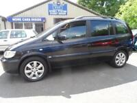 2005 55 VAUXHALL ZAFIRA 1.6 BREEZE 16V 7 SEATER ALLOYS STUNNING CAR