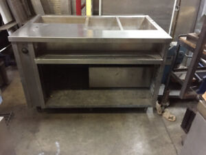 Steam Table 3 Wells ON SALE $699 For Restaurants