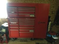 Snap-On Tools and tool box.