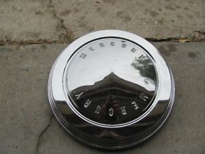 1964 Mercury 10 1/2 inch poverty/dog dish  hub cap