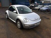 Volkswagen Beetle 1.6 3dr 12 Months MOT, 2x Keys, Clean car inside and out-