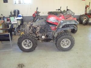 2000 YAMAHA GRIZZLY 600 4WD PARTING OUT NOT SELLING WHOLE