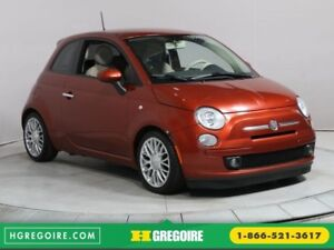 2013 Fiat 500 POP MAGS