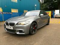 2013 BMW 520d M Sport 2.0 Diesel, Automatic, 4Door Saloon