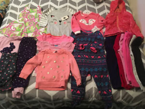 2T and 3T clothing lot