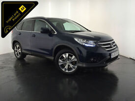 2013 63 HONDA CR-V SR I-DTEC DIESEL ESTATE 1 OWNER HONDA HISTORY FINANCE PX