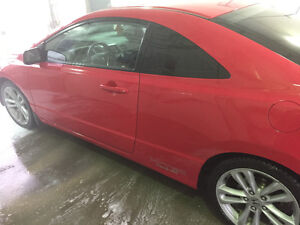 2008 Honda Civic Si Coupe (2 door) Williams Lake Cariboo Area image 4