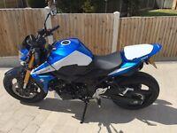 Suzuki gsr 750 z motor bike