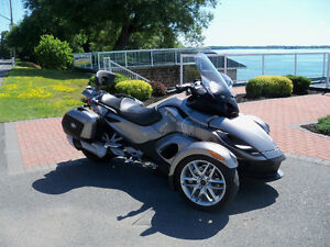 Can-Am Spyder RS SM5 2013