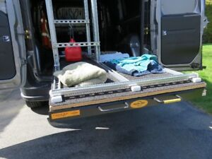 "Sliding Cargo Bed (36""W x 66""L) Carries 4000lbs"