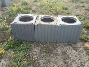 Heavy Duty Plastic Pots/Containers for Sale