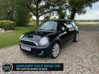 2008 MINI HATCH COOPER COOPER S 1.6 SUPERCHARGED 172 BHP 6 SPEED MANUAL Hatchbac
