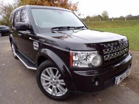 2009 Land Rover Discovery 3.0 TDV6 HSE 5dr Auto Heated Seats! Nav! Keyless! ...