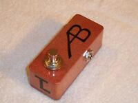 A/B amp or guitar switch box TL Pedals