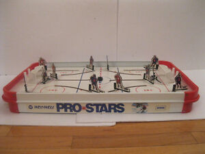 Vintage-Irwin PRO STARS Table Rod Hockey Game WinnWell