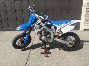 2016 TM Racing SMX 450FI Supermoto SuperMotard