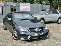 MERCEDES E250 AMG SPORT **12 MONTHS WARRANTY**FINANCE AVAILABLE