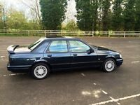 Sierra cosworth 4x4 smokestone blue