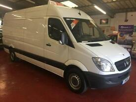 2013 (63) MERCEDES-BENZ SPRINTER 2.1 313 CDI LWB Manual