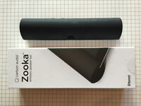 Zooka Wireless Speaker for iPad and Bluetooth Devices (Black)