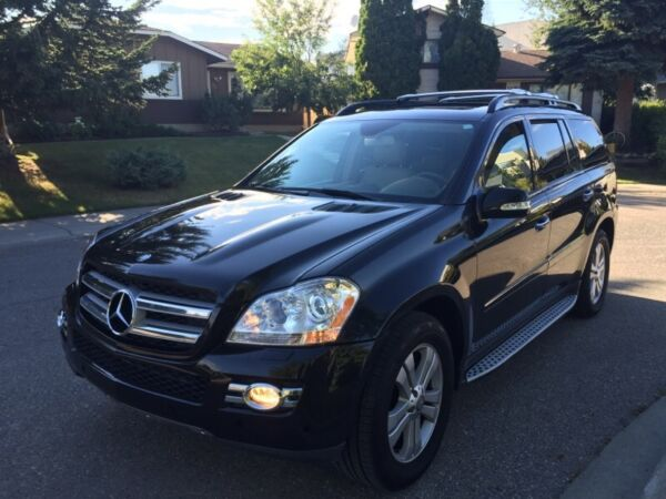Mercedes benz gl450 for sale canada for Used mercedes benz gl450 for sale