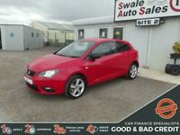 2014 SEAT IBIZA 1.4 TOCA - SERVICE HISTORY - ONLY 2 OWNERS - LOW INSURANCE GROUP