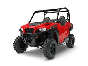 2017 Polaris GENERAL 1000 EPS Indy Red