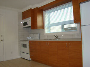 3 1/2 STYLE CONDO SITUER A PARC EXTENSION (CHAUFFER)