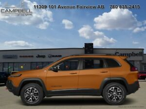 2014 Jeep Cherokee Trailhawk  - Bluetooth