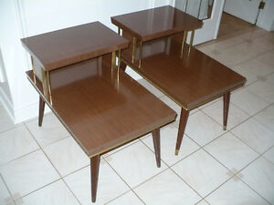 Antique side tables Oakville / Halton Region Toronto (GTA) image 1