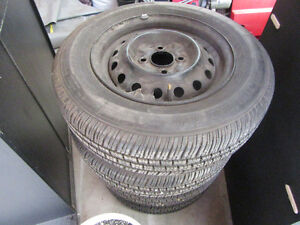Selling tire/rim set of four