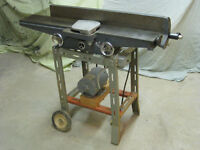 """Delta 6"""" Long Bed Jointer"""