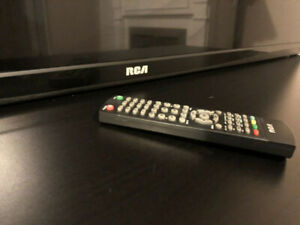 """55"""" RCA LED TV with Wall Mount"""