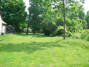 Residential building lot West Mountain Ancaster border