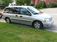 2004 Ford Freestar Only 98Km !!!!!