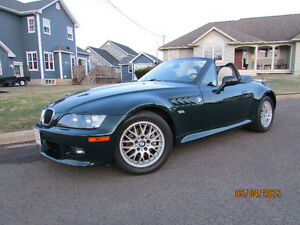 1999 BMW Z3 Convertible Coupe