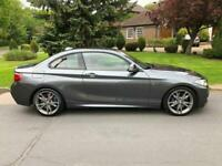 2016 BMW 2 Series 3.0 M235i Auto (s/s) 2dr Coupe Petrol Automatic
