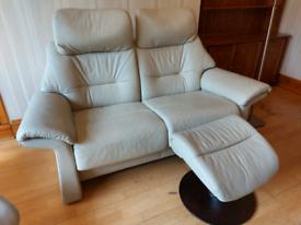 Fjords Norwegian leather suite