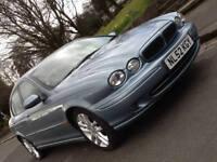 2002 Jaguar X-TYPE 2.5 V6 Sport