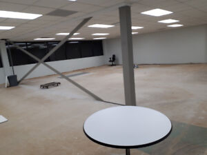 Prime location limited time private modern offices for rent
