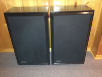 CAISSES DE SON AUDIO-LOGIC 3 SPEAKERS/CH.